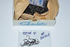 gamakatsu octopus hooks size 4  25 per pack 02408-25 bulk value pack