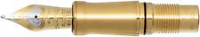 Parker Duofold Prestige Centennial Nib - Solid 18k Gold Bi-Tonal GT - Broad