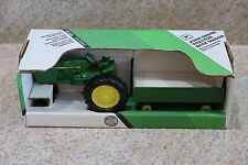 ERTL John Deere Tractor & Wagon 1/32 Farm Play Set Toy New In Box