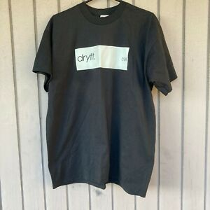 VTG 2000 Dryft Cell Shirt IDM Drum & Bass Techno Electronic Aphex Twin Gridlock