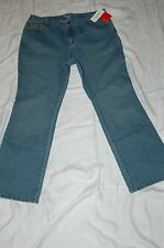 STYLE & CO. WOMENS  FADED INDINGO  NWT