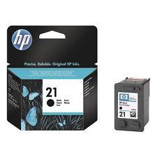 ORIGINAL HP 21 TINTE PATRONE DeskJet F2180 F2224 F2280 F4100 F4172 F4180 BLACK