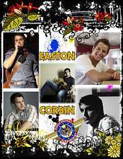 """Easton Corbin  """"Counrty Music"""" Personalized T-shirts"""