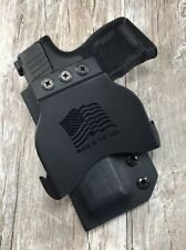 OWB PADDLE Holster Sig Sauer P365 Kydex Retention SDH P 365 swift draw holsters