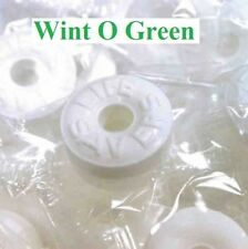 2 lbs LIFESAVERS Wint O Green Mints HARD CANDY (Individually wrapped!) BN