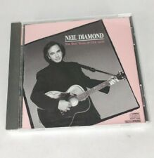 Neil Diamond The Best Years of Our Lives Cd 1988 Cbs