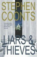 Tommy Carmellini: Liars and Thieves 1 by Stephen Coonts (2004, Hardcover, Revise