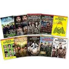 Duck Dynasty: TV Series Complete Seasons 1 2 3 4 5 6 7 8 9 10 Box/DVD Set(s) NEW