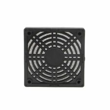 80mm Plastic Dustproof Case Cover Fan Dust-Proof Filter Guard For Computer PC