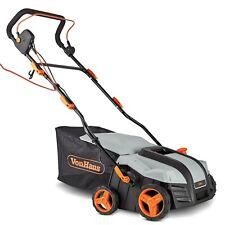 More details for vonhaus 1800w 2 in 1 scarifier / garden lawn raker - 380mm working width