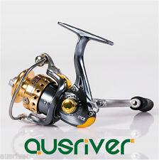 7BB Ball Bearing Saltwater Freshwater Spin Mini Spinning Fishing Reel 5.1:1