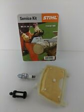 STIHL MS171,MS181 Service Kit 1139 007 1800  spark plug air  & fuel filter