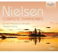 Jan cek Philharmonic Orchestra - Complete Symphonies [New CD] Boxed Set
