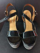 Emporio Armani Wedges Sandals Size 38M