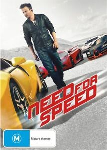 Need For Speed : NEW DVD