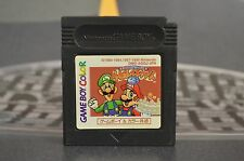 Game Boy Gallery 3 (Game & Watch Gallery 3) Game Boy Colour Jap JP Gameboy