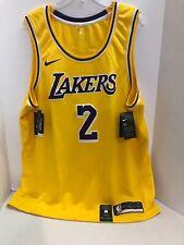 Nike Los Angeles Lakers Lonzo Ball Jersey NBA Basketball AA7099-728 Size 2XL NWT