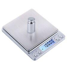 0.01g-500g Digital LCD Electronic Mini Balance Kitchen Food Jewelry Weight Scale