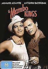 MAMBO KINGS DVD Armand Assante Antonio Banderas 1992 - BRAND NEW & SEALED