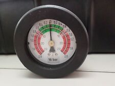 Diff.Dr.Manometer ZD60 PN25*