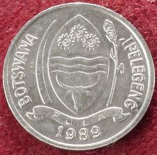 Botswana 10 Thebe 1989 (C1710)