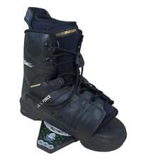 New listing Liquid Force Shawn Watson Pro O.T Wakeboard Bindings Boots M 7-8 W 8-9 2nd C73