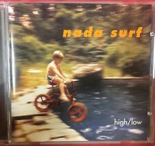 Nada Surf. High/Low. 1996. 10 Track CD Album. Pop-punk. Elektra Entertainment