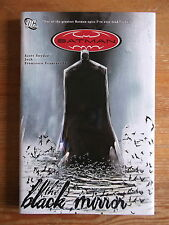 Batman The Black Mirror - Scott Snyder & Jock Hardback Signed by both