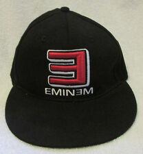 Eminem Marshall Mathers Slim Shady Recovery Men's Black Hat / Cap Rare