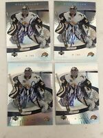2006-07 Upper Deck Sweet Shot Auto Lot Of 4 #13