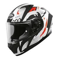 New Airoh 2020 Valor Full Face Motorcycle Bike Helmet ACU Approved - Nexy Matt