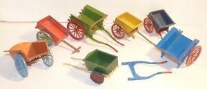 FA16 Britains and Crescent carts to restore