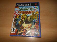 Shrek S Carnival Craze Party Juegos Playstation 2 (PS2) Pal Nuevo Precintado