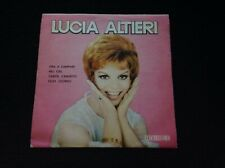 "LUCIA ALTIERI. TIRA A CAMPARE 7"" Extended Play '70 Years"
