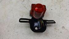 1965 honda s90 H474-2~ rear tail brake light w mount