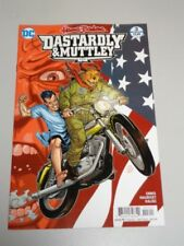 DASTARDLY AND MUTTLEY #3 DC COMICS JANUARY 2018