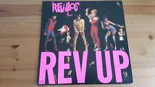 The Revillos - Rev Up Band Autographed UK LP1980 Snatzo Records DIDX 3