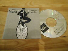 CD Pop Jazz Butcher Conspiracy - Sweet Water (1 Song) Promo CREATION cb