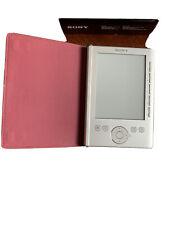 Sony Pocket Edition PRS-300/SC Silver Digital Book Reader-Open Box