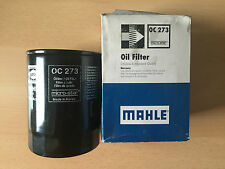Knecht MAHLE Ölfilter Filter original OC 273 für Nissan