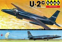 LINDBERG 421 1/48 USAF DRAGON LADY U-2C SPY PLANE Plastic Model Kit FREE SHIP