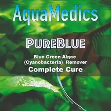 Cyanobacteria  (Cyano) Treatment; Blue Green Algae Remover for Tropical Aquarium