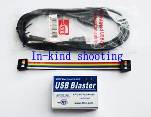 Full featured Altera USB-Blaster download line FPGACPLD emulation downloader