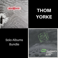 Thom Yorke - Solo Album Bundle - 2 x Vinyl LPs *NEW & SEALED*