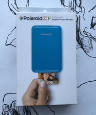 Polaroid  POLMP01BL ZIP Mobile Photoprinter - Blue NEW