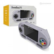 SupaBoy SFC Portable Pocket Console for SNES/ Super Famicom - Hyperkin