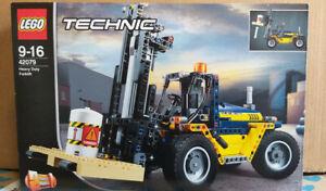 LEGO Technic 42079 - Schwerlast Gabelstapler