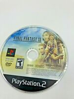 Sony PlayStation 2 PS2 Disc Only Tested Final Fantasy XII Ships Fast