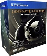 PDP Legendary Collection Sound of Justice Wireless Headset - Ps4 PlayStation 4