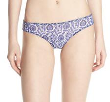 Stella McCartney Florence Fluttering Bikini Briefs Blue Women's Size L 8728